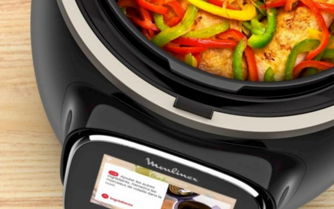 modes de cuisson cookeo touch