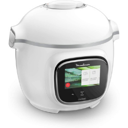 acheter cookeo touch moulinex blanc